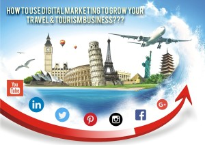 Digital Marketing for Travel & Tourism Business